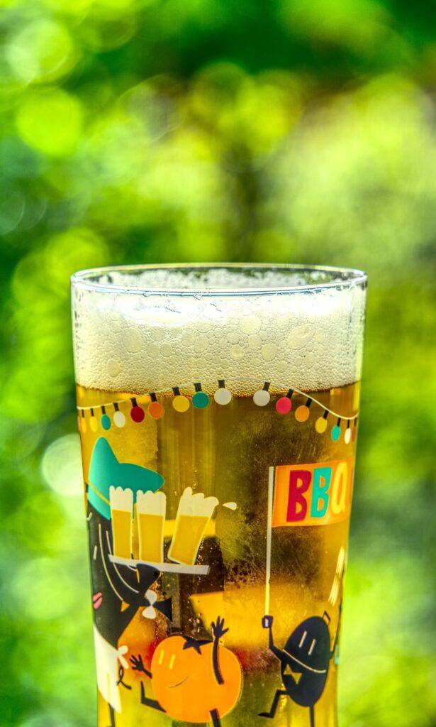 Una cerveza después de una WordPress meetup Valladolid